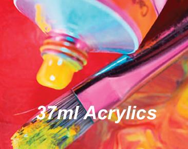 Acrylics 37ml